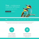 Awesome Responsive Business WordPress Themes