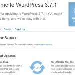WordPress 3.7: Is it really secure?